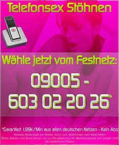 Telefonsex Stöhnen