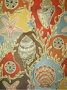 Kaufmann Fabric, heavy and durable jacquard tropical monkey tapestry fabric. Suitable for upholstery fabric, drapery fabric, pillow covers or any home décor fabric project. Coastal Fabric, Tropical Fabric, Home Decor Fabric, Coastal Decor, Ocean Fabric, Beach Fabric, Tapestry Fabric, Drapery Fabric, Linen Fabric