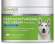 Tomlyn Deep Moisturizing Pad Cream for Dogs, (Protecta-Pad) 4 oz