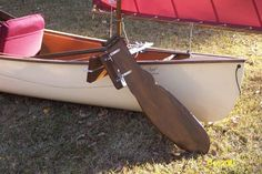 Side rudder? Canoe Plans, Boat Plans, Sailing Kayak, Kayaking, Canoeing, Wood Canoe, Outboard Motors, Small Boats, Tall Ships