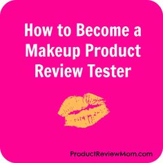 How to Become a #Makeup Product Review Tester #Bblogger