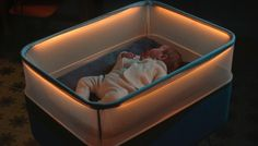 This Ford Crib Aims To Work That Sleeping Car Magic On Your Baby