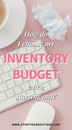 Before you can set your budget you need to know who your ideal customer is. Then you'll have an understanding of what inventory you should buy. So by answering this question first, you will be able to focus on the items you'll need to purchase, their cost, and set the buying budget. To learn more about how to do this watch this video. Start Your Online Boutique Small Business Accounting, Accounting Software, Self Employment, To Focus, Budgeting, Finance, Boutique, Watch, Learning