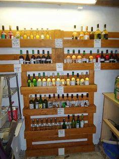 1000 images about curiosidades del dia on pinterest - Botelleros para vinos ...