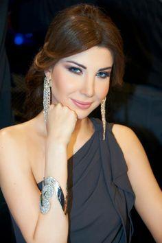 Nancy ajram from lebanon Nancy Ajram, Beauty Makeup, Hair Beauty, Diamond Earrings, Drop Earrings, Pin Up Models, Interesting Faces, Famous Women, Celebs