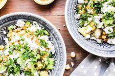 Quinoa-Mais-Salat I Tiny Spoon