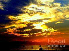 http://karen-wiles.artistwebsites.com Imagine,Beatles,John Lennon,sunsets,key west,florida,keys,sailing,sailboats