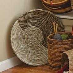 $28.00 Baskets - Half Moon Kaisa Basket | SERRV
