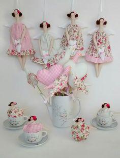 festa tilda chá de bebê   Flor de Tule   Elo7