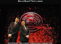 Tv Show RED or BLACK 2013 - Partecipazione a RED or BLACk con Fabrizio Frizzi e Gabriele Cirilli  http://www.sbandieratorivelletri.it