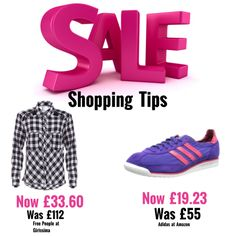 Sale Shopping Tips