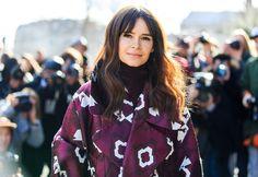 Paris Fashion Week - #FashionWeek #Paris #Streetlook #Streetstyle #Fashion #FW15