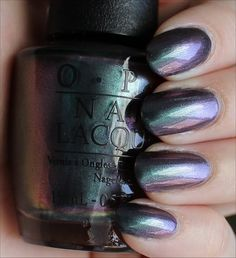 OPI Peace & Love & OPI (From the San Francisco Collection coming out in August. Click through for an in-depth review and more swatches!)
