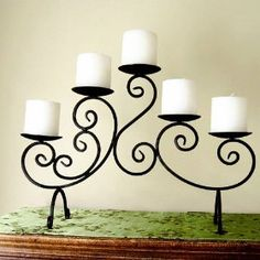 wrought iron candle holder from Shijiazhuang Light-moeller Science Technology Co., Ltd marketplace portal & China product wholesale. Wrought Iron Candle Holders, Wrought Iron Decor, Iron Furniture, Iron Art, Candle Stand, Just For You, Design, Home Decor, Blacksmithing