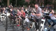 """The New York Jazzharmonic plays """"Four Brothers"""" by Jimmy Giuffre."""