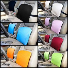 Magical Car Seat Chair Back Support cushion ,use more than 10 years