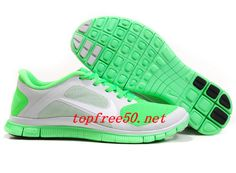 8d2fb26e12a0e i1qoU8 Pure Platinum White Poison Green Nike Free 4.0 V3 Women s Running  Shoes Adidas Shoes Outlet