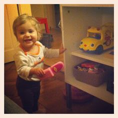 Montessori Mondays: Toy Rotation. How to rotate your child's toys for maximum enjoyment!