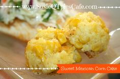 Sweet Mexican Corn Cake Recipe from SusieQTpies Cafe