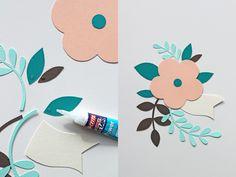 giochi di carta: Creative wrapping DIY for Henkel