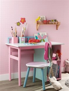 Girly Desk