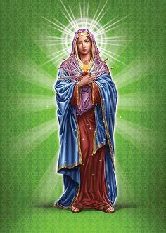 Nossa Senhora das Dores - Elias Silveira