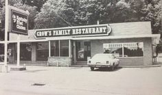 My first job was at this restaurant
