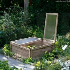 Miniserra per piante aromatiche per orto, giardino, terrazzo