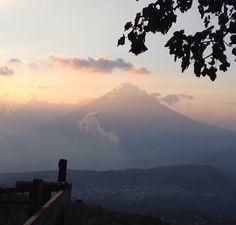 Volcán Guatemala #guatemala #centroamerica #belleza #turismo #volcan #escuintla #pacaya