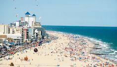 Ocean City, Maryland..