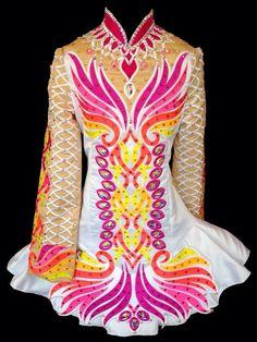 **Kerry Designs**Irish Dance Solo Dress Costume**