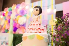 Rayn's Chic Mexican Birthday Fiesta – Cake