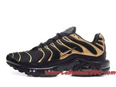 Homme Nike Air Max Plus Chaussures Tn Requin Pour Pas Cher Noires Or Nike Air Max Tn, Nike Air Max Plus, Nike Basketball, Baskets, Or, Hiking Boots, Walking, Shoes, Fashion