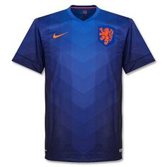 best loved 46951 6500c Nike Netherlands World Cup Away Jersey 2014 (L) on http   jersey2014