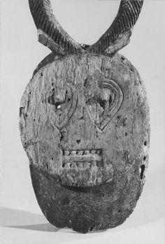 Baule Kplekple Bla Goli Mask, Ivory Coast