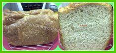 Este pan para la dieta Dukan se puede comer a partir de la fase de crucero, esta buenisimo Ingredientes: 250gr de leche ...