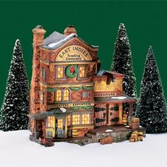 1000 Images About Dickens Village Dept 56 On Pinterest