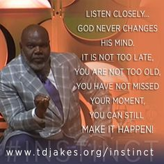 Discover recipes, home ideas, style inspiration and other ideas to try. Td Jakes Quotes, Bible Promises, Names Of Jesus, How To Better Yourself, Spiritual Quotes, How To Relieve Stress, Christian Quotes, Daily Quotes, Thought Provoking