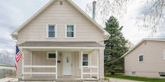Check out this timeless and welcoming 3 bedroom, 2 bath home in Fergus Falls. This updated home features a new kitchen, wood stove, covered front porch, back deck, 2-stall garage and great back yard with paver patio and firepit. Click Here for a 3D Tour: https://my.matterport.com/show/?m=rNzQenwWBUP