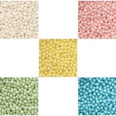 Wilton Pearlized Sprinkles