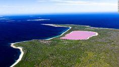 15 das paisagens mais coloridas do mundo