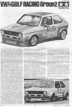 Tamiya VW Golf