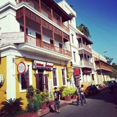 French Colony, Pondicherry Incredible India, Continents, Colonial, To Go, Calm, Street View, The Incredibles, French, Explore