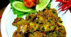 Resep Ayam Tinoransak Khas Manado dan Cara Membuat Tinoransak Daging Ayam serta aneka Masakan Tinoransak Pedas Khas Sulawesi Utara