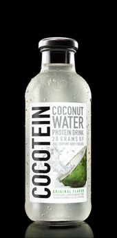 Cocotein- Newly discovered. Isopure Cocotein. Coconut water protein drink. 20 grams of protein. Aspartame and preservative free.