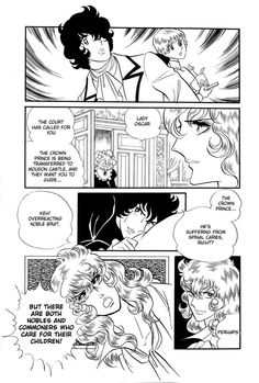Versailles no Bara Manga Vol.5 Ch.0 Page 60