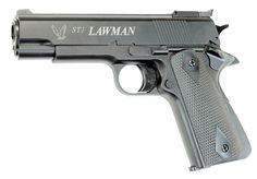 STI Lawman 1911 airsoftLoading that magazine is a pain! Get your Magazine speedloader today! http://www.amazon.com/shops/raeind