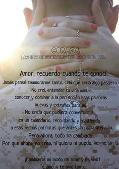 Amor Militar Militares Mexicanos Pinterest Amor Militar Amor