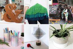 Upcycling Ideen, DIY Herbst, DIY Wohnen, DIY Deko, DIY Geschenke, Vara-Kreativa