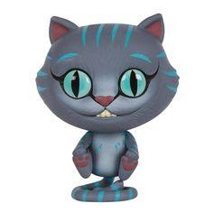 Statuetta decorativa Young Chessur del brand Funko collezione Pop!. Altezza: 10 cm circa.